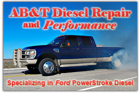 Ford Powerstroke diesel upgrade