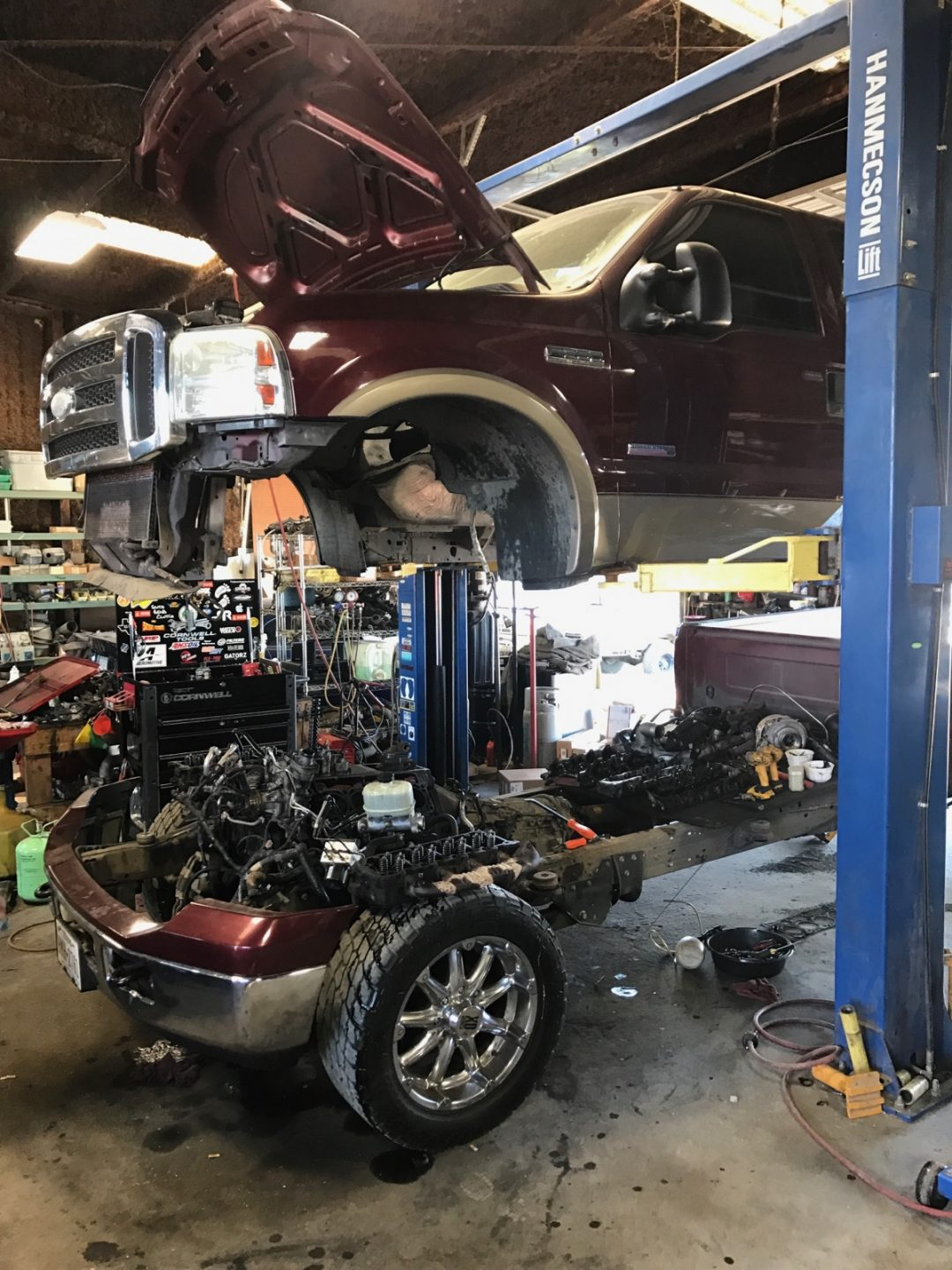 Bullet Proofing a 6.0